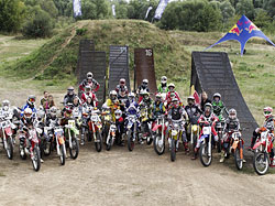 Red Bull Kolesnikov FMX Factory - Summer Freestyle Motocross Camp
