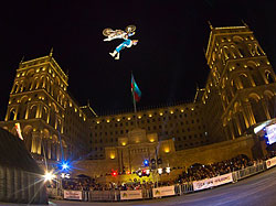Red Bull X Fighters Jams в Баку.