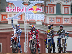Red Bull X-Fighters MOSCOW 2010