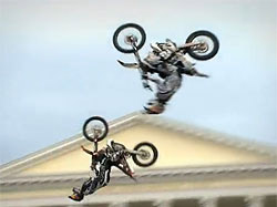 Red Bull X-Fighters в Тюмени